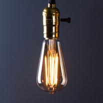 [포커스] COB ST64 LED5W 에디슨 램프(벌브타입)