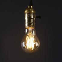 [포커스] COB A60 LED3.5W 에디슨 램프