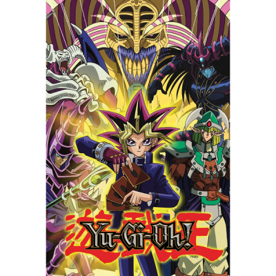 FP4250 유희왕! Yugi and Monsters (91x 61)