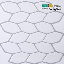 [2019 신상품 출시]현대L&C 보닥타일(22종/택1)-신개념 타일형 필름시트(점착식)