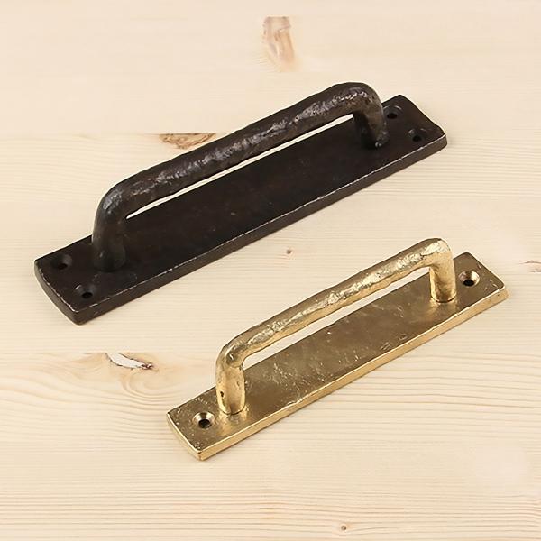 베이직 주물 전면고정손잡이(96mm,128mm)