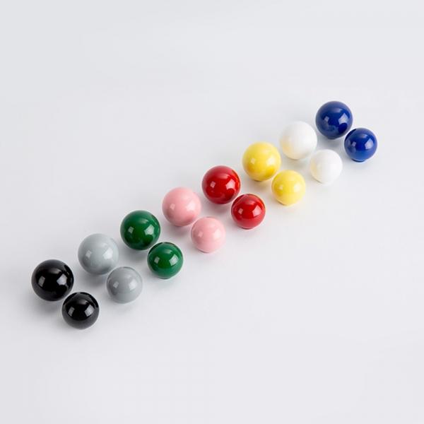 비비드 컬러볼 가구손잡이 - 8color