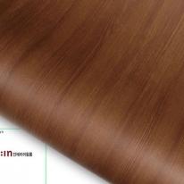 LG하우시스- 고품격인테리어필름 [ EW44 ] 딥체리 무늬목필름지