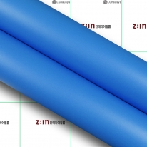 LG하우시스- 고품격인테리어필름 ( ES84 ) 파스텔Blue 단색필름지