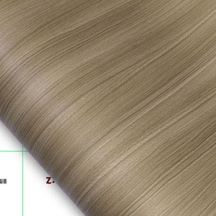LG하우시스- 고품격인테리어필름 [ EW456 ] 티크 무늬목필름지