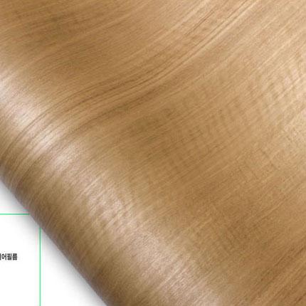 LG하우시스- 고품격인테리어필름 [ EW512 ] 티크 무늬목필름지