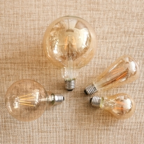 Long LED 에디슨 전구 6W 5종