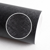 LG하우시스- 고품격인테리어필름 ( ES102 ) embroidery Black