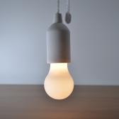 LED 풀 라이트 (코드 없이 당기는 조명)