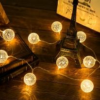 LED 미니 미러볼 무드등 2color