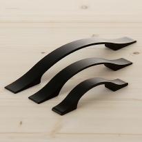 쏘렌토 손잡이 블랙 - 후면고정(96mm)
