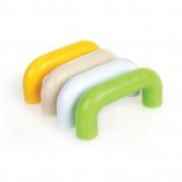컬러 가구손잡이 4color (64mm)