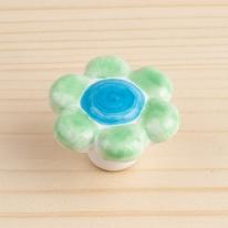 키즈니 초록꽃송이 세라믹손잡이
