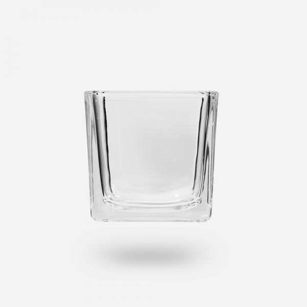 사각 캔들 유리 용기 (5oz/9oz)