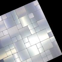 현대 메탈타일 - 불규칙사각타일(HMT99304)