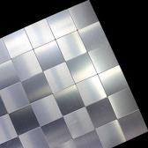 현대 메탈타일 - 바둑타일_5cm(HMT99301)