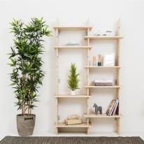 [DIY] 내맘대로 유니크 오픈책장 - 모듈형(기둥)