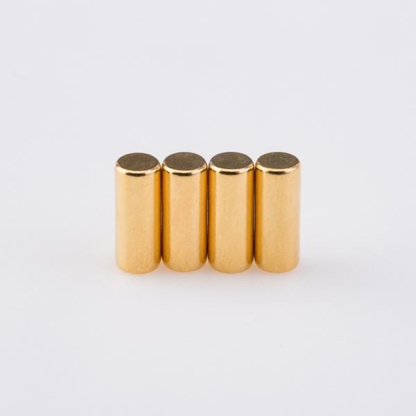 골드 미니 강력자석 (4p 1set)