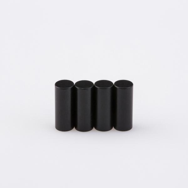 블랙 미니 강력자석 (4p 1set)