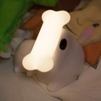 LED 강아지 뼈다귀 무드등