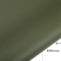 LG인테리어필름지_ ( ES126 ) 파우더솔리드 Olive Green / 기포NO.초보자OK