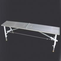접이식 알루미늄 우마(20cm x 120cm)