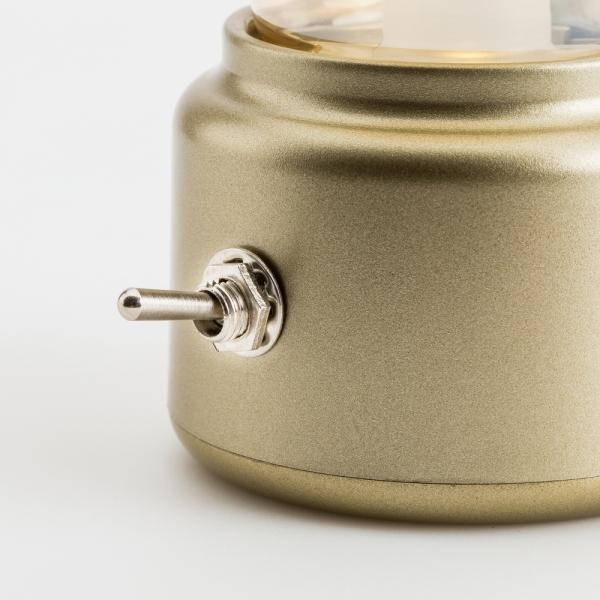 전구모양 LED 램프 2color (USB 충전)
