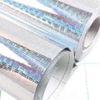 홀로그램시트지 ( IT-P523 ) 매쉬체크 / 시선집중효과,라벨,광고,스티커제작