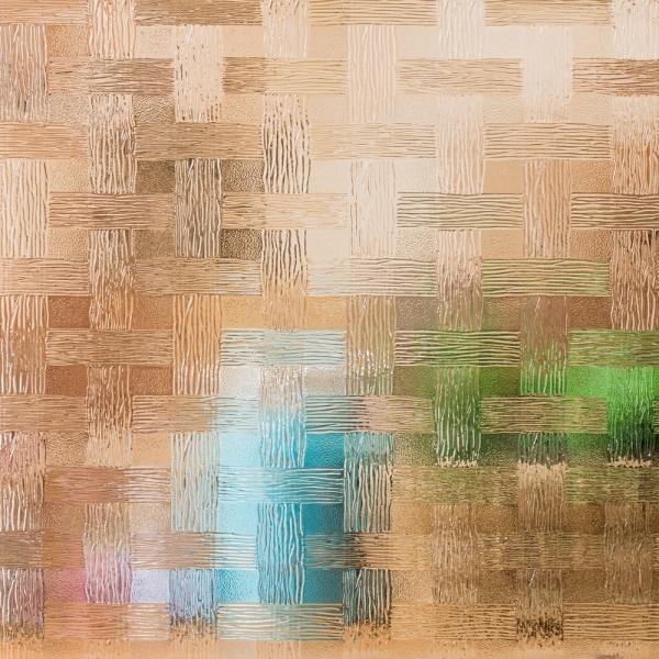 무늬유리 - 라탄 [주문제작형]