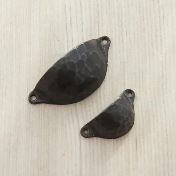 호두 주물손잡이 (소,대) (H183)