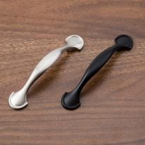스캘럽 가구손잡이 76mm (2color)