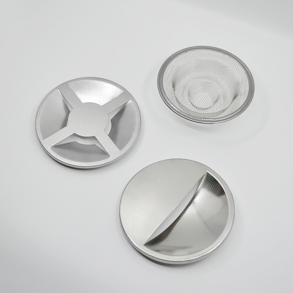 스텐 싱크대 배수구 커버 거름망 (3종 택1)