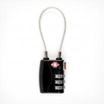 여행용 TSA 자물쇠 와이어형 (4color)