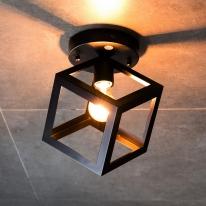 (국내생산 센서모듈) 큐브 LED 현관센서등