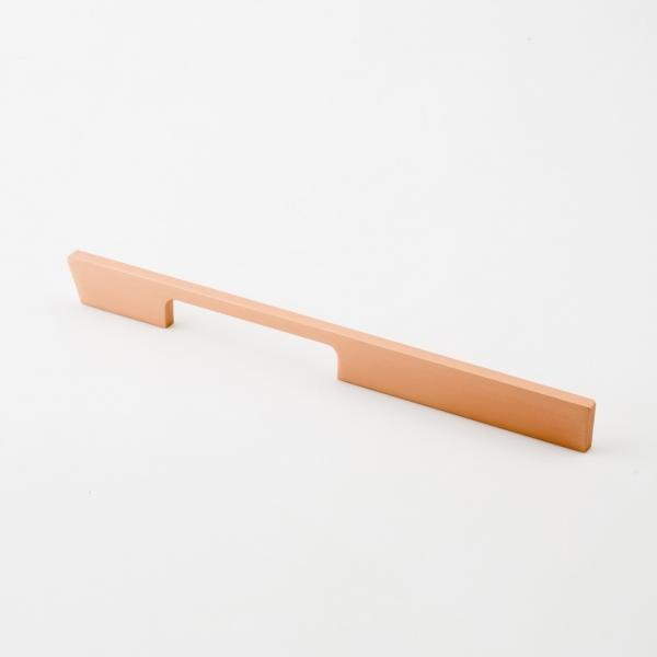로즈골드 모던 가구손잡이 (192mm)