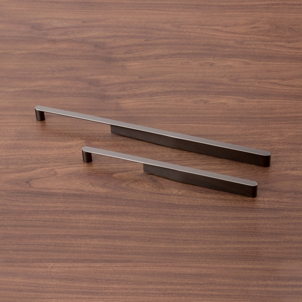 다크 엣지그레이 가구손잡이 (320mm)