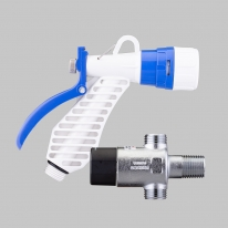 [국내생산, A/S보장] 욕실 청소 스프레이건 세트 KF202-MS