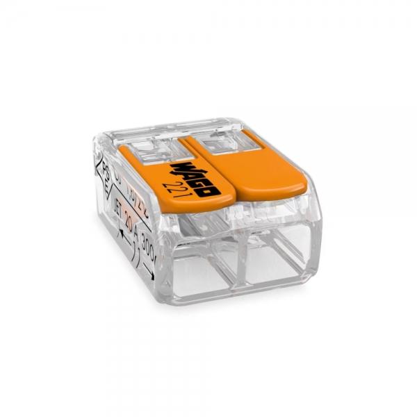 독일 WAGO 와이어 커넥터 3종 (모든 전선 사용가능)