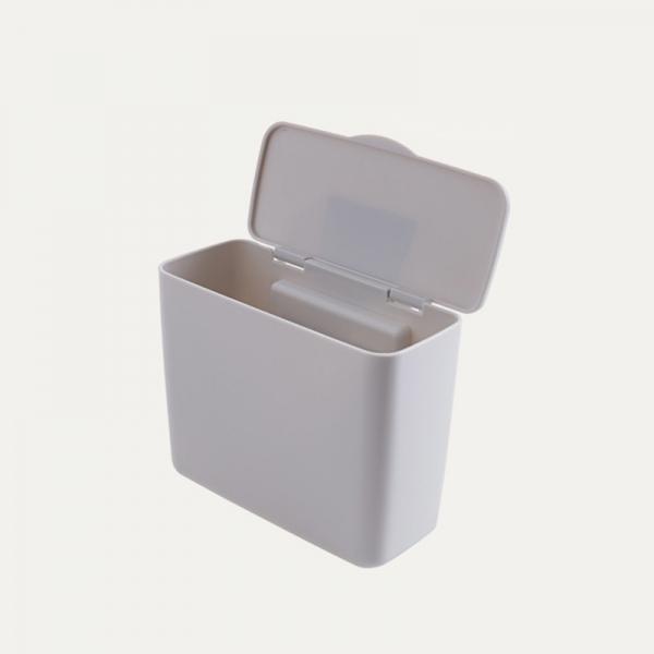 [최저가] 걸이형 수납함 / 미니 휴지통 (2color)