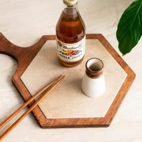 육각타일 냄비받침 DIY (대)