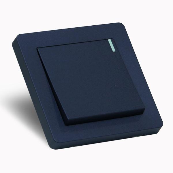 [우연티엔이] 유럽형스위치 K6K /1구 1회로 블루