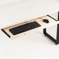 키보드 블랙볼레일 35x350mm (2개1조)