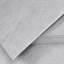 3T 스티커형 접착식 데코타일(TL-02) 무광 콘크리트 그레이 - 1BOX-12장