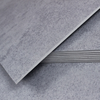 3T 스티커형 접착식 데코타일(TL-03) 무광 콘크리트 딥그레이 - 1BOX-12장