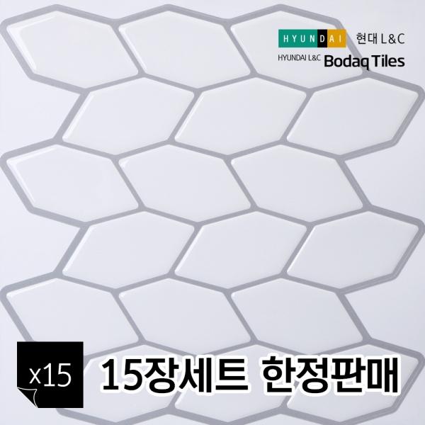 [패키지특가]현대L&C 보닥타일(22종/택1)-15장 1세트