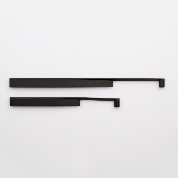 엣지블랙 가구손잡이 (192mm)