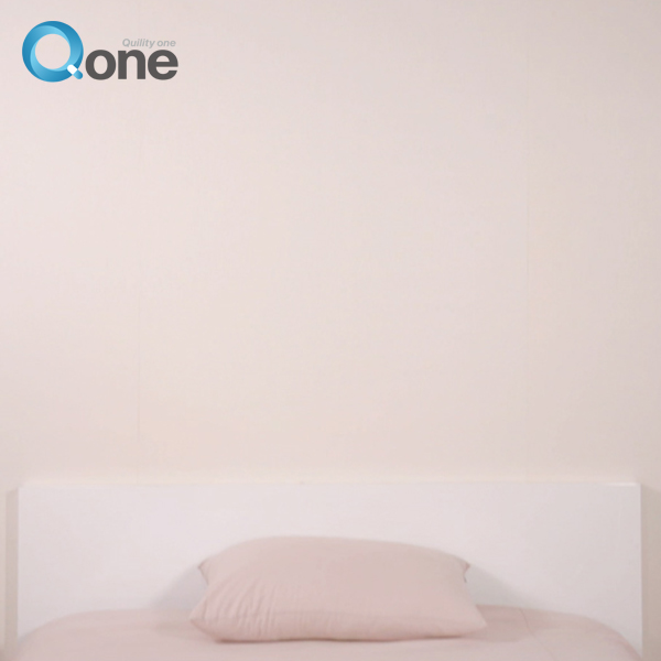 [밀대증정]쿠셔니 6중 고급형 리얼실크 접착벽지 50cm x 2.5M