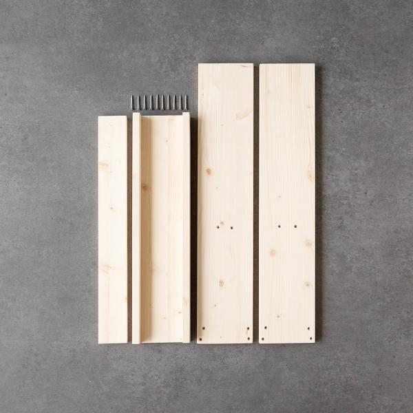 원목 사이드테이블 틈새선반 ver.2
