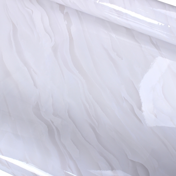 고광택대리석시트지_ 전사인쇄 인테리어필름 (LH6532) 빅마블 트라비탄