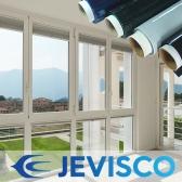 [무료배송] 제비스코 열(자외선)차단필름 블루 10m